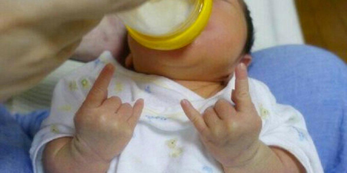 Rock para bebés